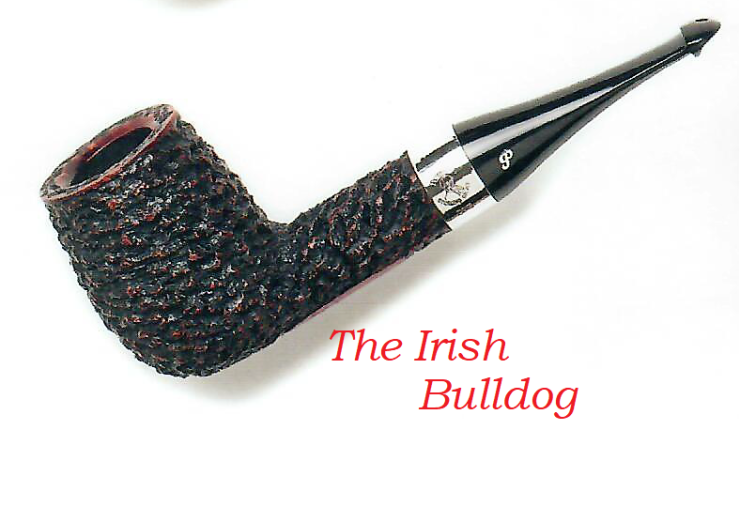 House Pipe IRISH BULLDOG