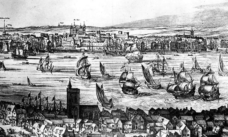 17th Century London