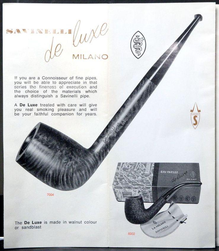 Savinelli de Luxe Milano