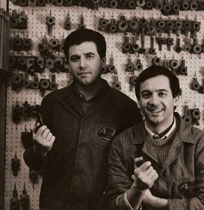 Roberto und Pierangelo