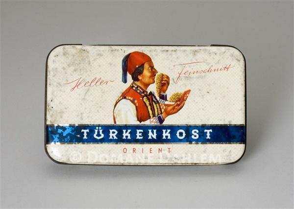 "Tabakdose ""Türkenkost"""
